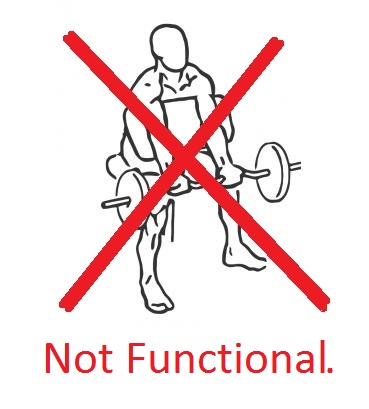 not a functional exercise